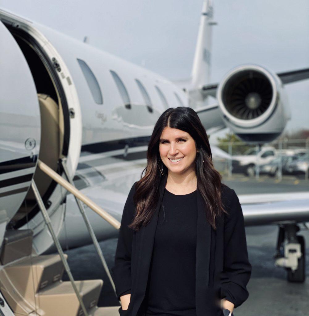 Brittney Lehman - Seattle Private Jet Charter