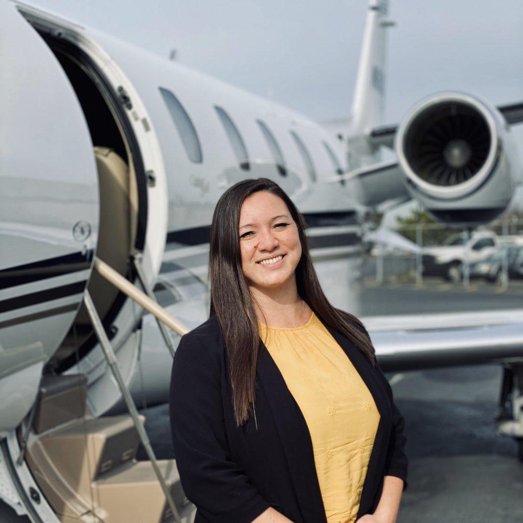 Candice Bushman - Seattle Private Jet Charter