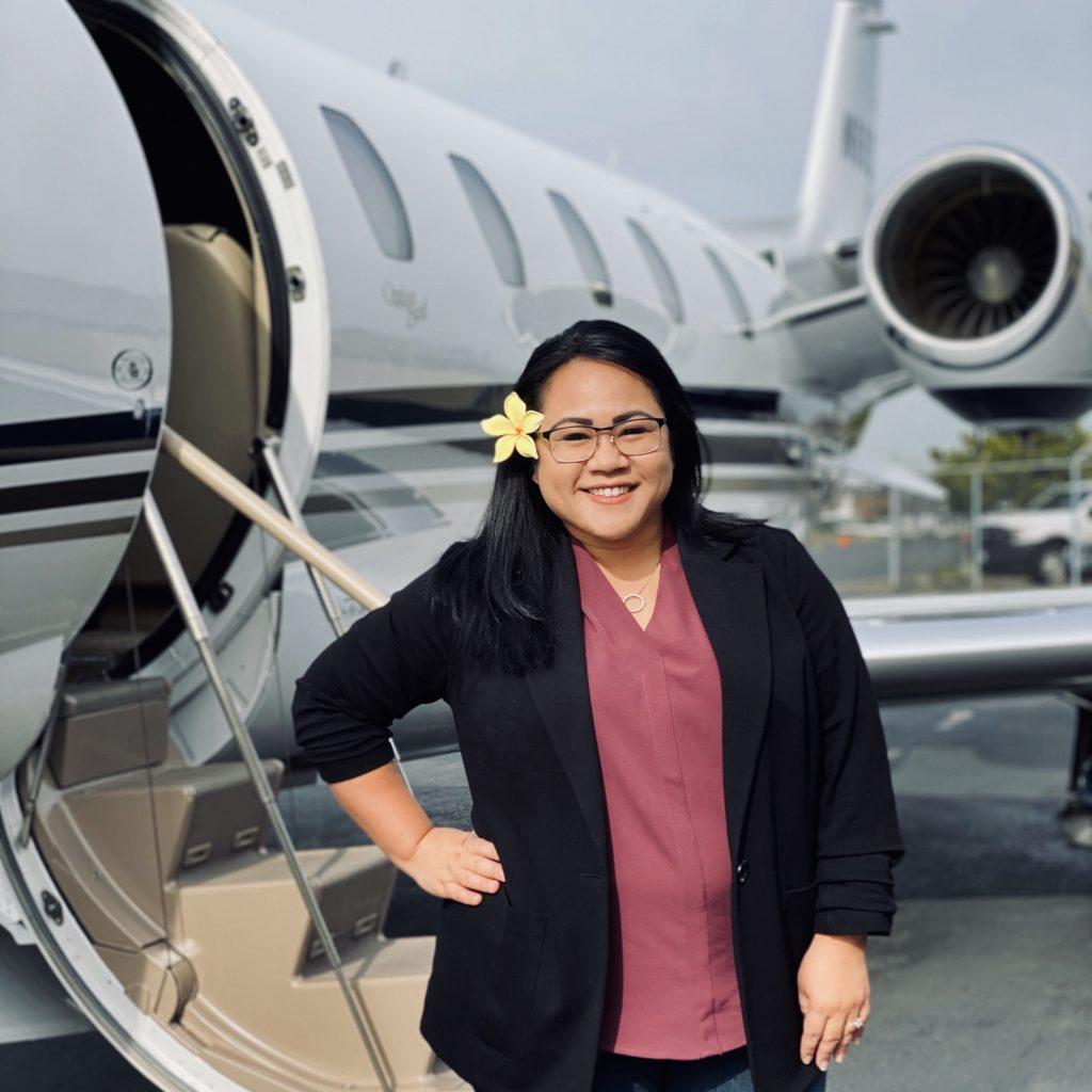 Rachel Camarillo - Seattle Private Jet Charter