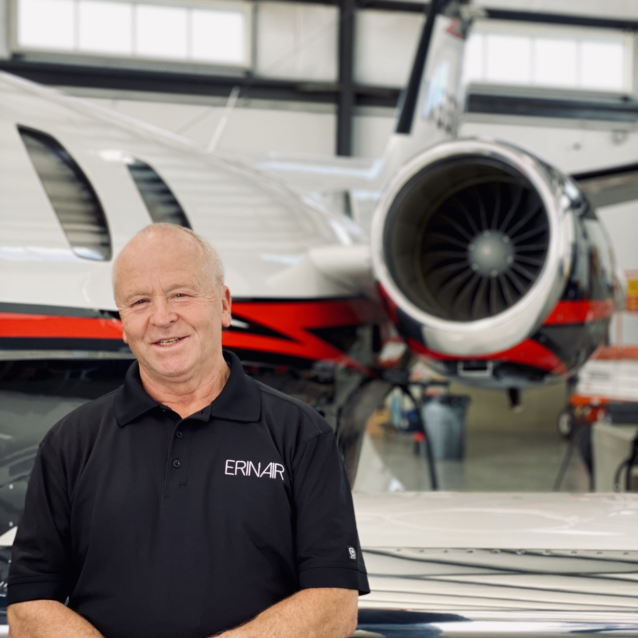 Timothy Vollink - Seattle Private Jet Charter