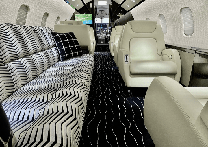 Ariel Thorop - Seattle Private Jet Charter