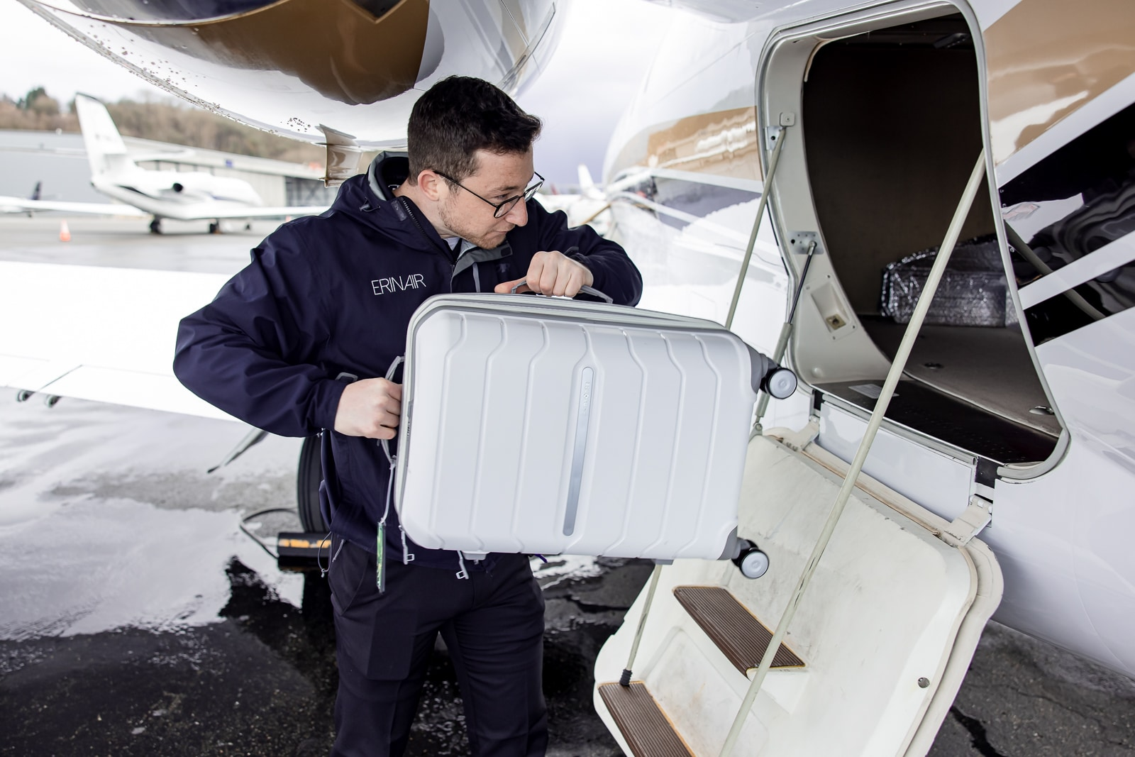 Erin Air Luggage